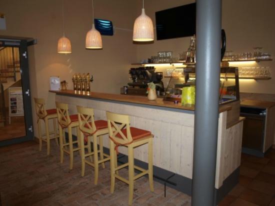 JUFA Weinviertel - Hotel in der Eselsmuhle: Bar nahe der Rezeption
