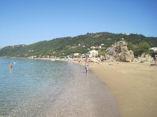 Mayor La Grotta Verde Grand Resort: Beach