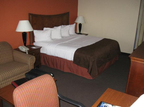 Baymont Inn & Suites Washington: Room