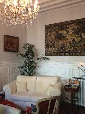 Chateau de Launay: gorgeous room