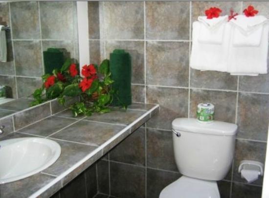 Goblin Hill Villas at San San: A bathroom