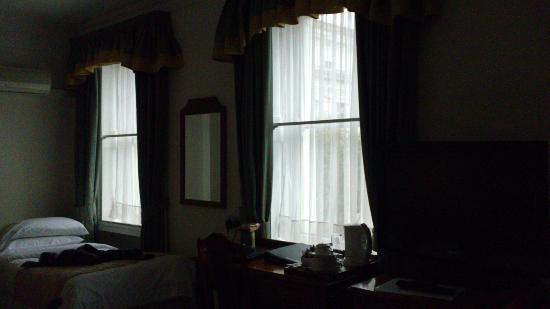 Staunton Hotel: Triple room