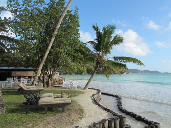 Paradise Sun: Ristorante sulla spiaggia