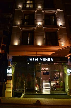 Hotel Nanda: Street View