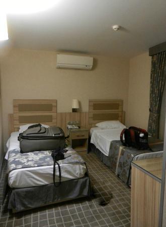 Hotel Nanda: Small and comfy