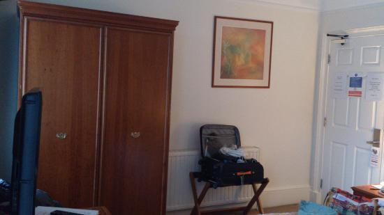 ستونتون هاوس: Triple room 
