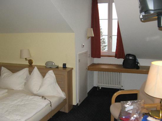 Hotel Jungfrau: Room #321