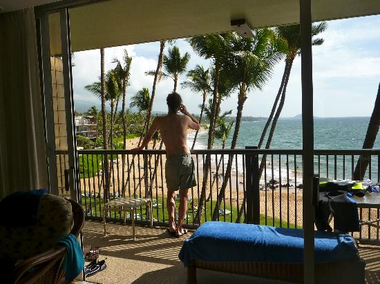 Mana Kai Maui: lanai 3rd floor