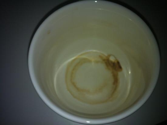 NH Geneva City: café de otro cliente