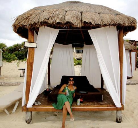 Secrets Maroma Beach Riviera Cancun: The Cabana!