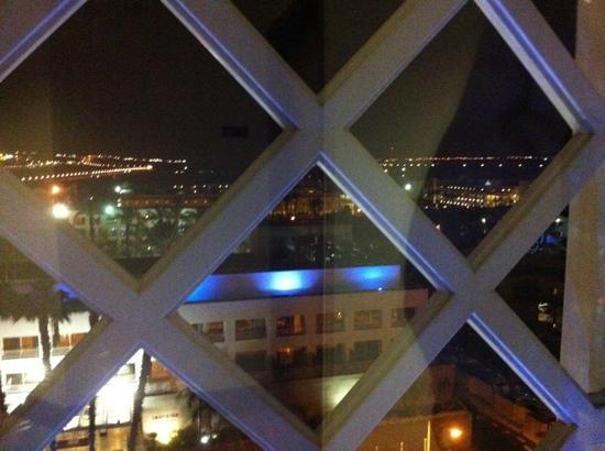 U Magic Palace: look to the north