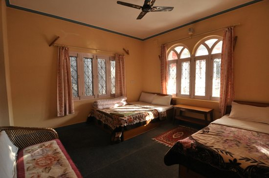 Karma Guest House: Our room