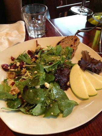 Ballou's Restaurant & Wine Bar: Sophisticated Salad...