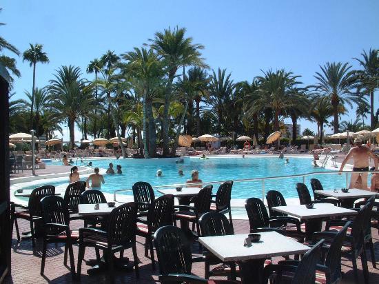 Aparthotel Riu Flamingo: Pool Area