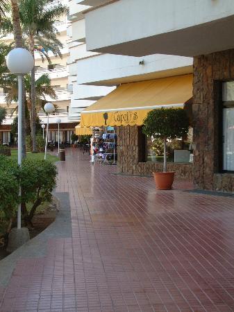 Aparthotel Riu Flamingo: On site Shops