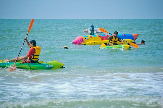 Mangalore, Hindistan: Water Sports