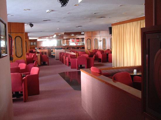 Aparthotel Riu Flamingo: Restaurant/Bar