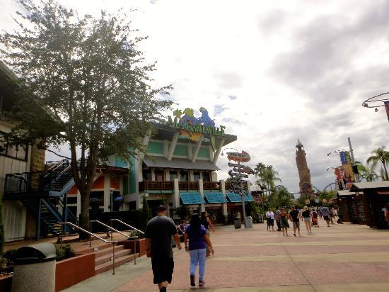 Hard Rock Hotel at Universal Orlando: Margaritaville Orlando