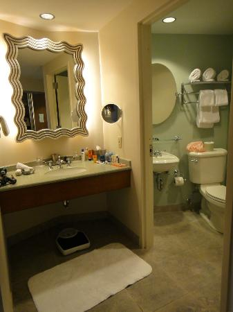 Hard Rock Hotel at Universal Orlando: Awesome Bathroom
