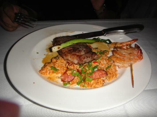 Hard Rock Hotel at Universal Orlando: Emeril's Steak