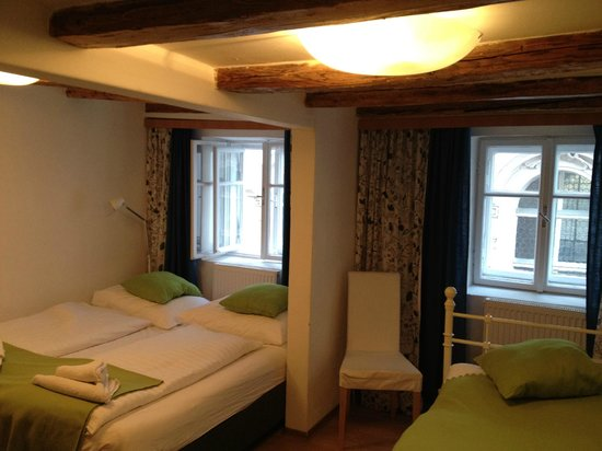 Pension Junger Fuchs Hotel: Camera
