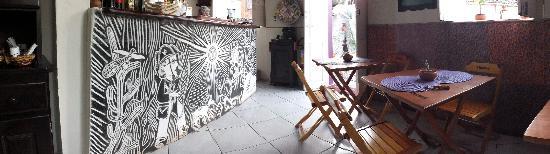 Maria Bonita Casa de Massas: Espaço charmoso e super agradável.