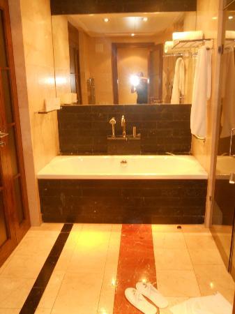 Eurostars Suites Mirasierra : La Club Suite au 10ème étage