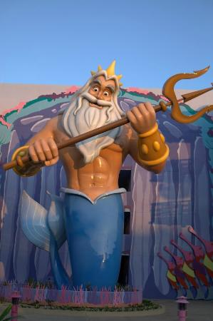 Disney's Art of Animation Resort: King Triton