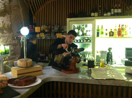 Mercer Hotel Barcelona: Tapas Bar