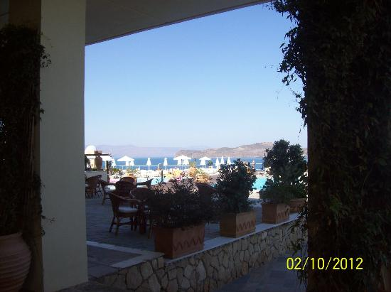 Panorama Hotel - Chania: A view of the pool