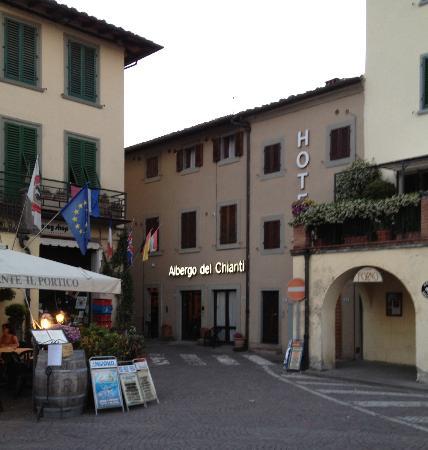 Albergo del Chianti : The Hotel del Albergo