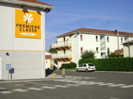 Premiere Classe Lyon Sud - Pierre Benite : Hotel Premiere Classe Lyon Sud-Pierre Benite, Irigny, Fancia.