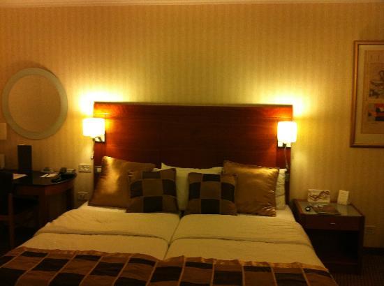 Inbal Jerusalem Hotel: Zimmer zur Einzelnutzung