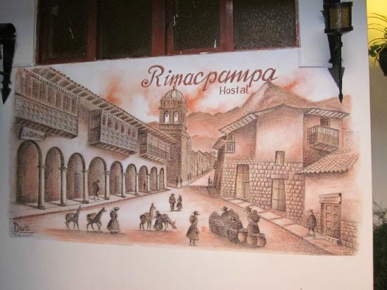 La Casona De Rimacpampa: courtyard