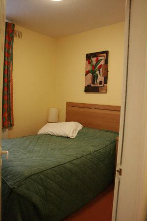 Hotel Isaacs Cork : Bedroom