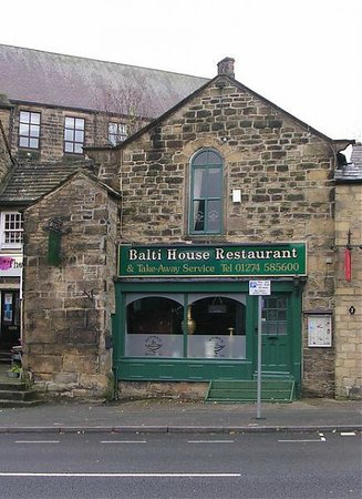 Shipley, UK: The Balti House Baildon