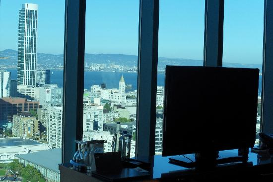 InterContinental San Francisco: view out room