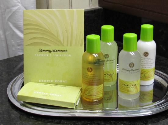 Makena Beach & Golf Resort: Bath amenities - OK