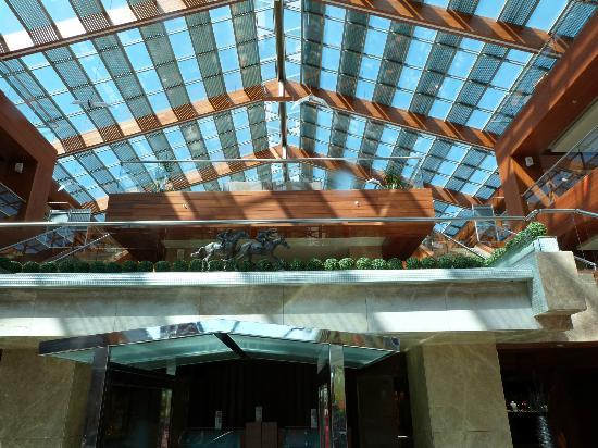 Hilton Dalaman Sarigerme Resort & Spa: Reception