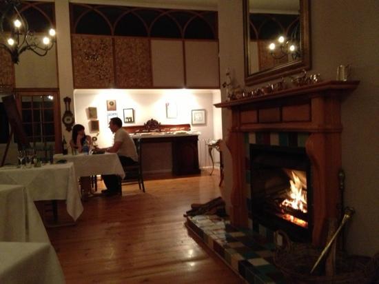Pembreys : fireplace
