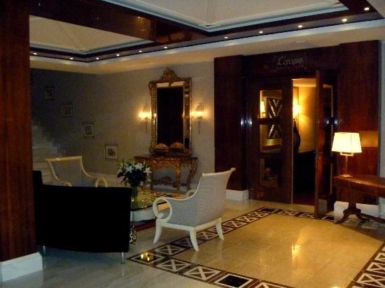 Rodos Park Suites & Spa: le lobby