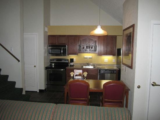 Residence Inn Houston Medical Center/NRG Park: Kitchen