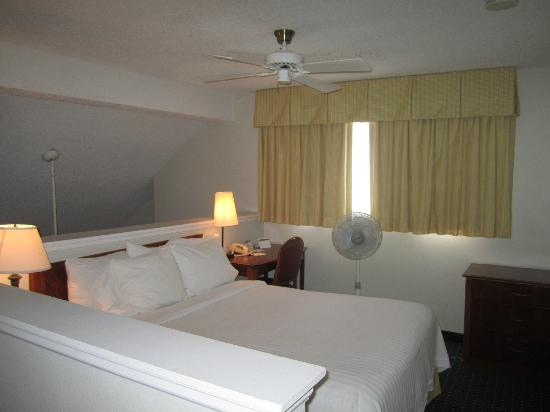 Residence Inn Houston Medical Center/NRG Park : Second Floor Bedroom