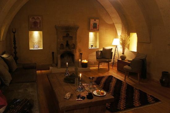 argos in Cappadocia: Suite