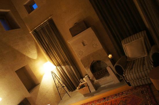 argos in Cappadocia: Bedroom