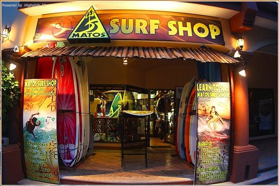 ‪Matos Surf Shop‬