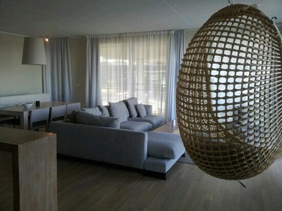 Kragero Resort : suite with 2 bedrooms,kitchen and ocean view room 301