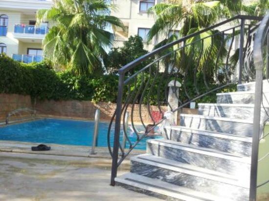 Ali Baba Hotel: pool