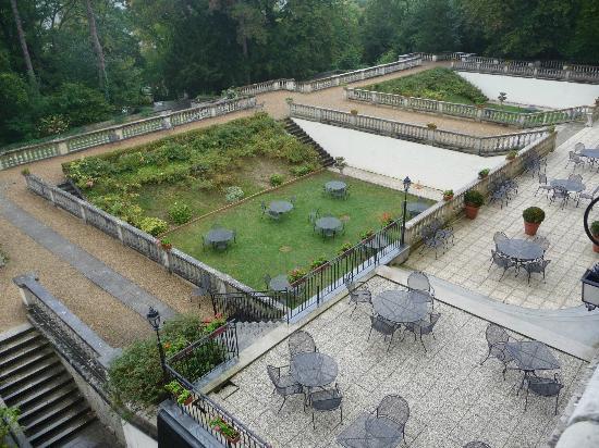 Le Vilargene : Le parc