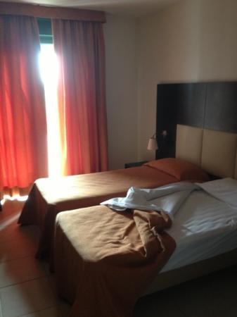 Hotel Parlapa: camera doppia molto limitata